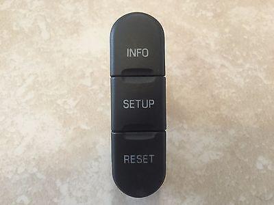 2002-2005 Ford Explorer Info Setup Reset SWITCH 2002 2003 2004 2005 OEM Part