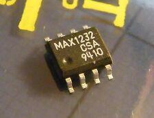 5x MAX1232CSA Microprocessor Monitor, Maxim