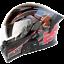 New-Motorcycle-Helmet-Flip-Up-Modular-Motobike-Bluetooth-Helmet-1200-mAh-battery miniature 5