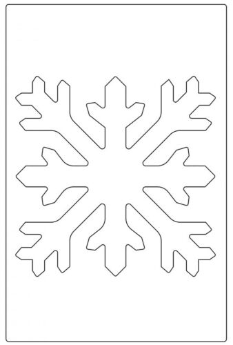 Sizzix Bigz Plus Q Snowflake #662034 Retail $49.99 by Jorli Perine Retired!