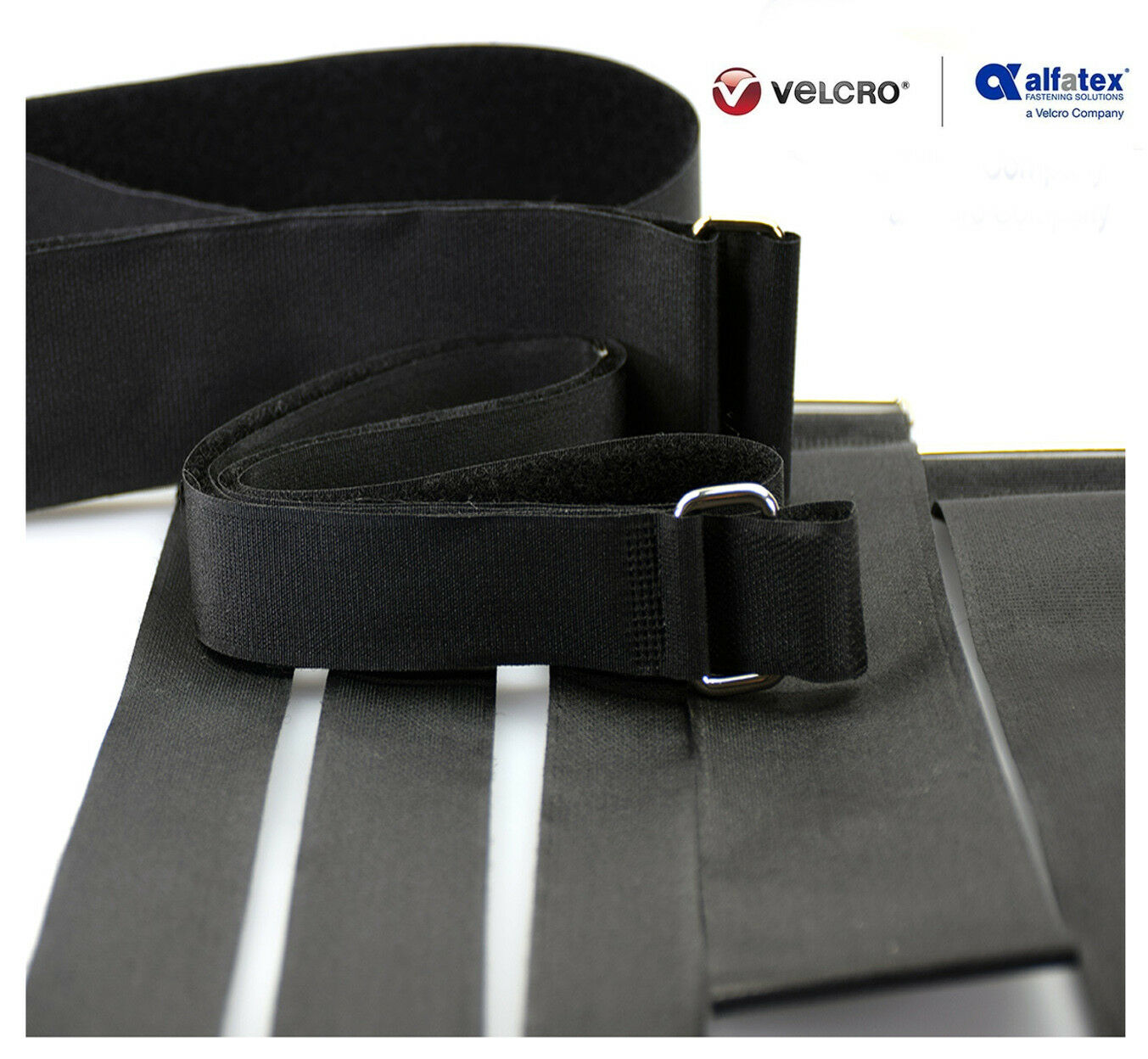 Alfatex 174 By Velcro 174 Brand Heavy Duty Metal Buckle