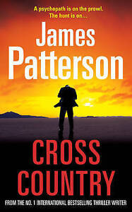 James-Patterson-Cross-Country-Alex-Cross-14-Paperback-9780099514572-NEW