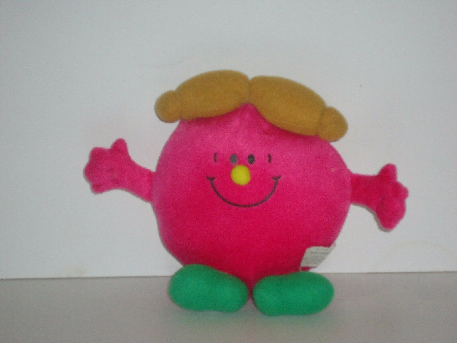 ST14155 Collectable Little Plush Miss Chatterbox Plush Little Toy 2007 1b45f4