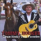Texas Honky Tonk Favorites by Tommy Hooker (CD, Oct-2012, CD Baby (distributor))