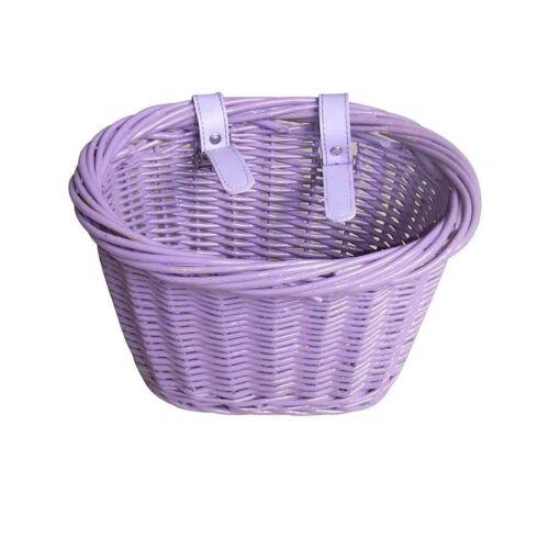 EVO E-Cargo osier Jr Basket Violet