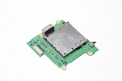 Canon EOS 1200D, Rebel T5 , X70 SD Memory Card Reader Slot Board Repair  Part | eBay
