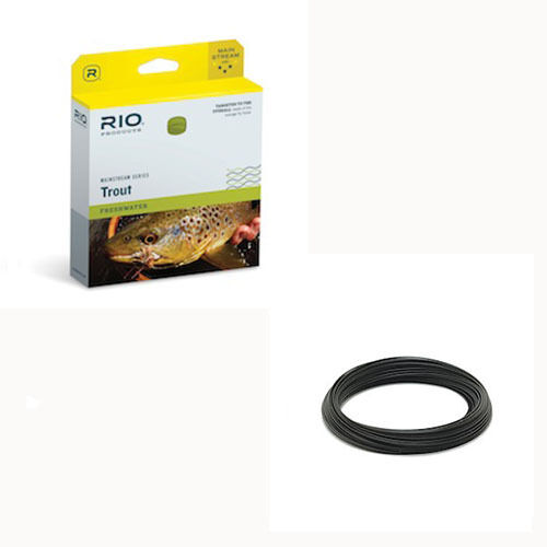 Rio Mainstream Type 6 Full Sink Fly Line, with Free Shipping