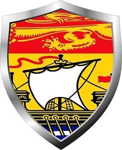 New-Brunswick-Flag-Shield-Decal-Sticker