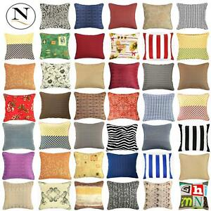 SALE-Cushion-Cover-Bed-Couch-Sofa-Chair-Car-NEW-Covers-18-034-x-18-034-45-x-45-cm