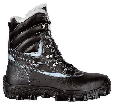 Ehrlich Winterstiefel Arbeitsstiefel S3 New Barents Cofra Metallfrei Warmes Futter Schuhe & Stiefel Business & Industrie