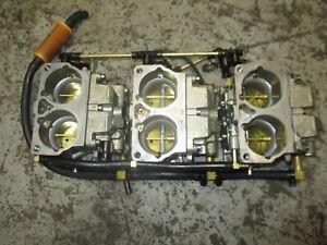 1998 Mercury 2.0L outboard 135hp carburetor set 3326-828272-c WMV