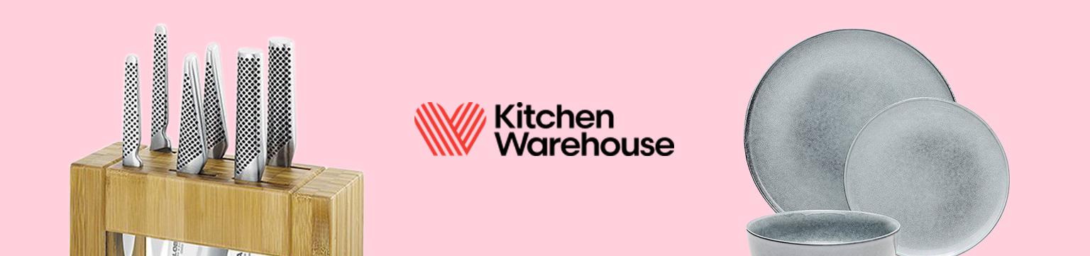 20% off* Kitchen Warehouse