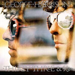 George Harrison-Thirty three & 1/3 VINILE LP NUOVO