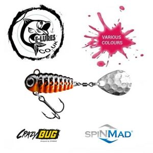 SPINMAD-tail-spinner-crazy-bug-6g-PIKE-PERCH-ZANDER