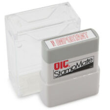 Officemate Pre Inked Self Inking Stamp For Office Or Business Important