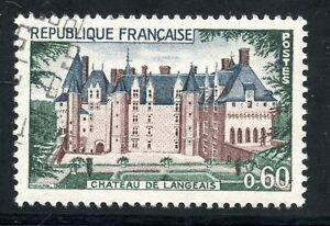 STAMP-TIMBRE-FRANCE-OBLITERE-N-1559-CHATEAU-DE-LANGEAIS