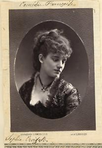 Lemercier-Paris-Sophie-Croizette-de-la-Comedie-Francaise-Vintage-print-Pho