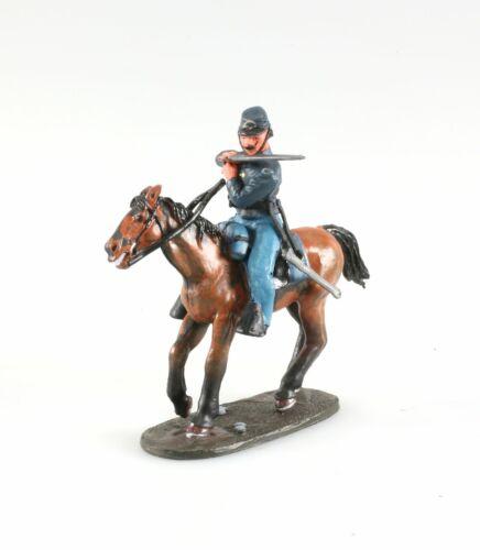 Cavalier de l/'armée de l/'union Guerre de Sécession 1981-1865 1//32