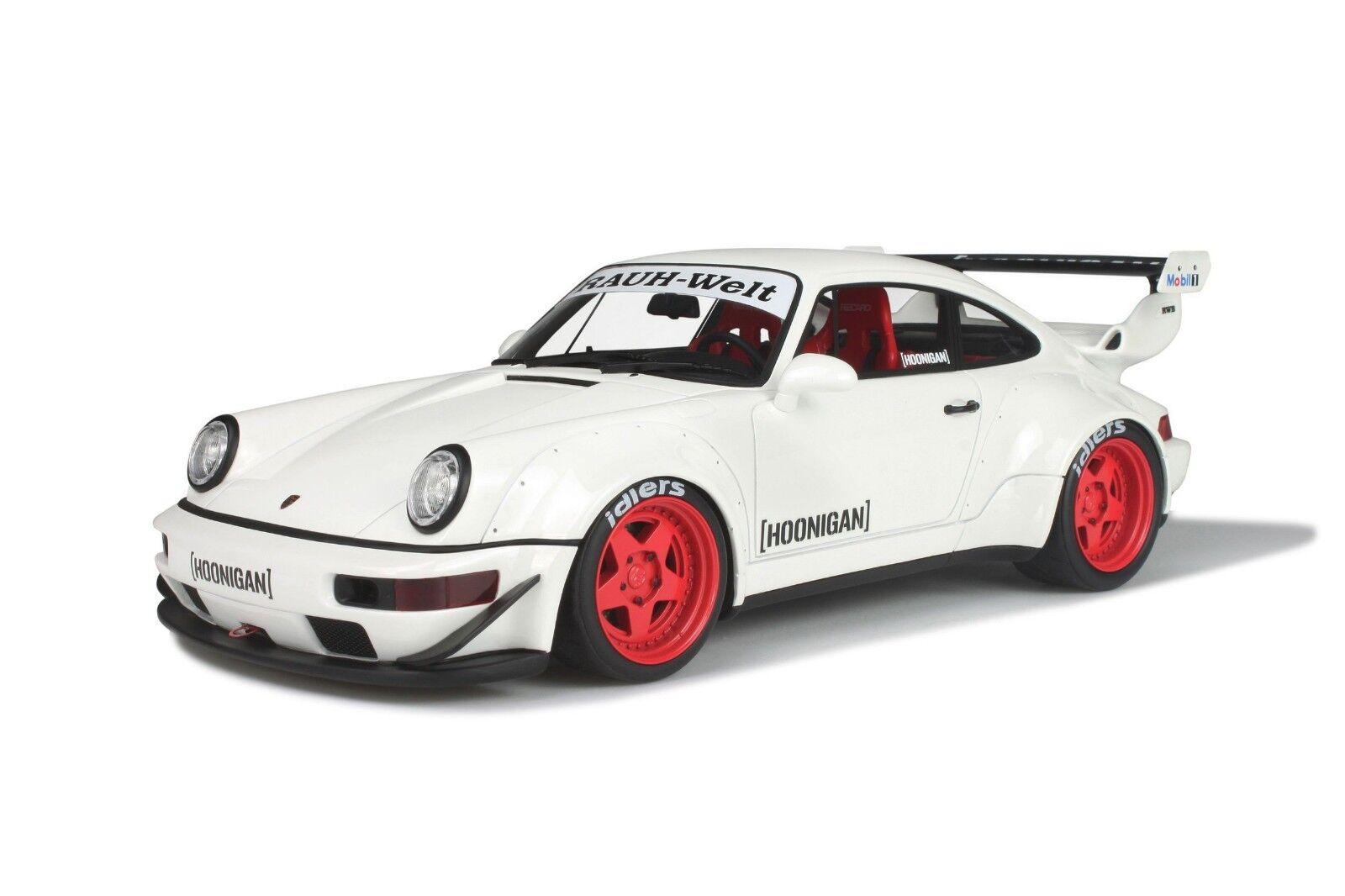 PORSCHE 911 964 Coupe RS Breitbau RWB Rauh Welt Tuning GT Spirit GT732 1 18