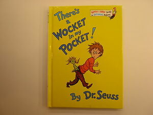 There S A Wocket In My Pocket Dr Seuss Bright Early Books 2000s