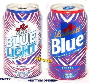 Image Is Loading ZUBAZ BUFFALO BILLS BLUE RED FAN CANS NY