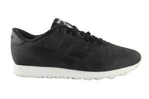 Details about Reebok Classic Nylon Jacquard V69653 Women's Sneaker Trainers Shoes Black