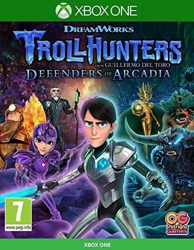 Troll Hunters Defenders Of Arcadia (Xbox One) *Brand New Sealed* XB1 Game