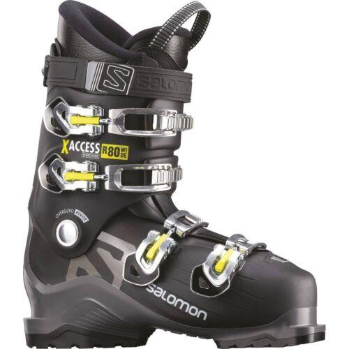 Salomon X Access R80 wide Skischuhe schwarz