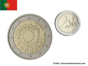 2 Euros Commémorative PORTUGAL Drapeau / Flag 2015 UNC