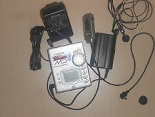 AIWA walkman Portable MD Recorder am-f70 funziona/Works pulito (see FOTO)