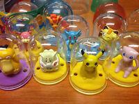 8 Figurines Pokemon Sous Cloche Prix Imbattable