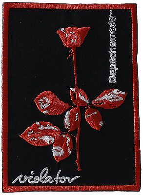 """Poison Old School Iron On Patch 4/"""" x 2/"""" Officially Licensed P-3341 Free Shipping"""