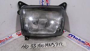 Faro-fanale-anteriore-Headlight-Honda-Dominator-650-91-95-ATTACCHI-ROTTI