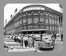 Item#4205 Ebbets Field Cars Brooklyn Dodgers Mouse Pad