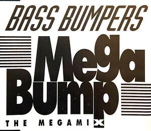 Bass-Bumpers-Maxi-CD-Mega-Bump-The-Megamix-Germany-EX-EX