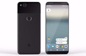 Google Pixel 2 XL - 64GB - Just Black (Unlocked) Smartphone 9/10