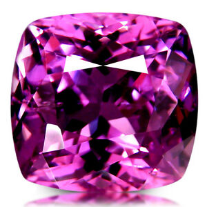 12.51Ct Huge! Incredible Quality & AAA ~ Grade Pink Color Natural Kunzite Gems