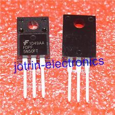 5 x MDF13N50B N-Channel MOSFET 500V MDF13N50BTH TO-220F