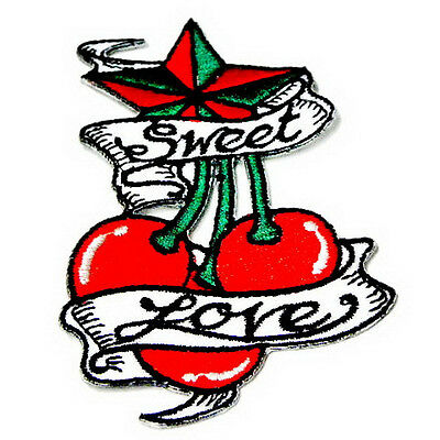 Fruit Fancy Cute Embroidered Sew Iron On Patch Appliques Quilt Decoration Kit