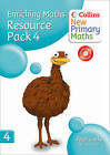 Collins New Primary Maths: Enriching Maths Resource Pack 4 by Peter Clarke (Spiral bound, 2011)