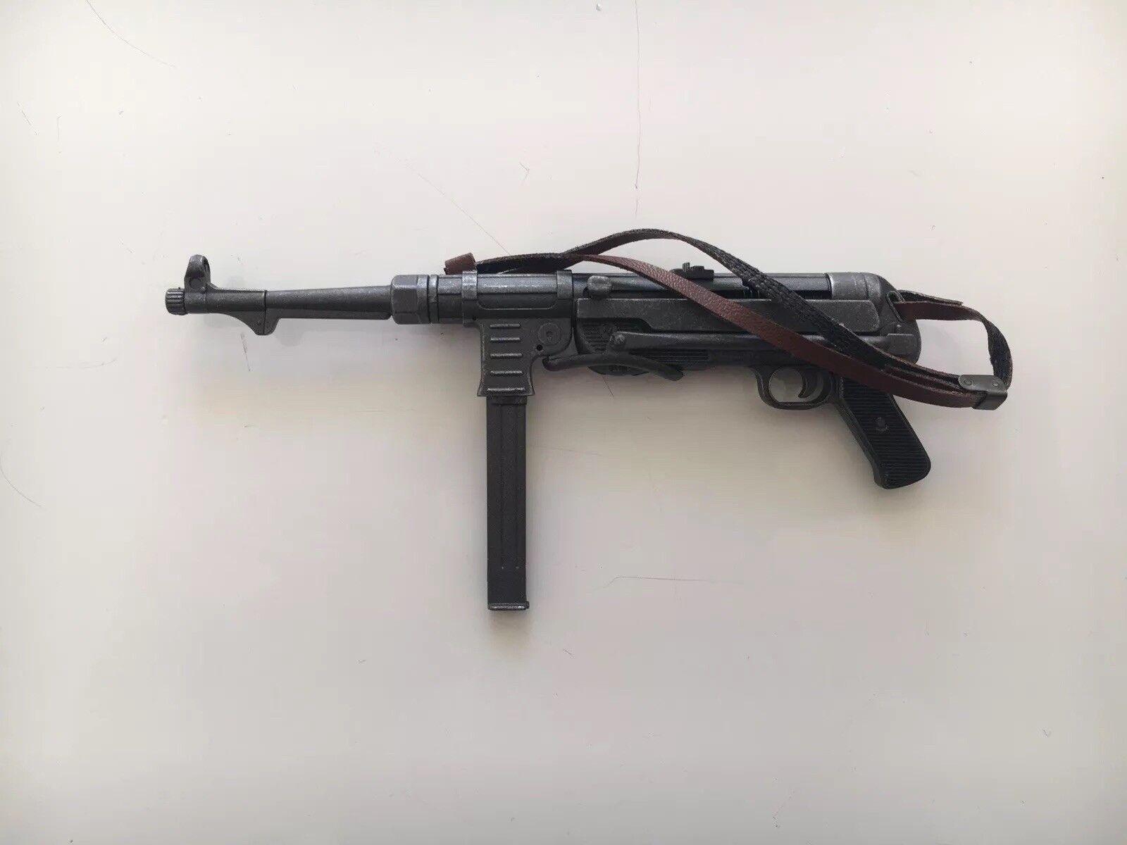 La Seconde Guerre Mondiale MP40 MP 38 MP-40 arm/ée Allemande MP40 SMG en Cuir Marron Sling