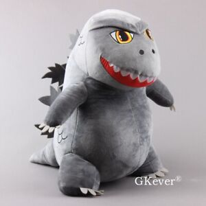 20 Jumbo Godzilla Plush Toy Gojira Monster Plushies Doll Stuffed Animal Pillow Ebay