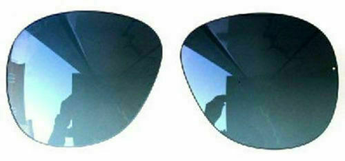 Aggressive Persol Replacement Lenses 649 54 S3 Blue Polarized Spare Parts Lenses Sun Glasses