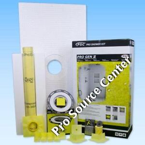 Details about PSC Gen II Waterproofing Shower kit 48