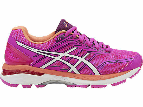 Asics Womens GT - 2000 5 Running Jogging Gym Trainer shoes RRP .00