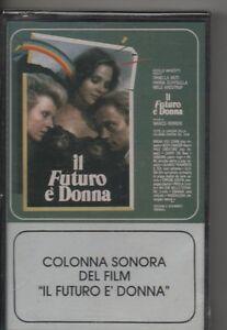 IL-FUTURO-E-039-DONNA-musicassetta-OST-sigillata-IVAN-CATTANEO-BERTOLI-GIANNI-TOGNI