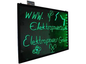 LED-Schreibtafel-Licht-Tafel-Werbetafel-Beleuchtung-Writing-Board-Reklame-Tafel
