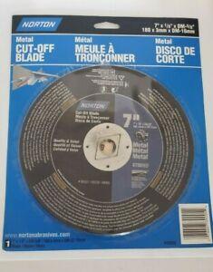 Norton 89005 7 Metal Circular Saw Reinforced Cut-Off Blade