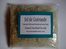 Unrefined Natural Sea Salt - 220g - Celtic Sea Salt - Sel de Guérande