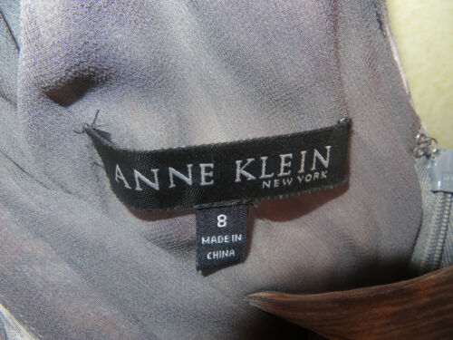 8 Size Top Klein New Anne Silk Brand 100 Silk wRXYqvx